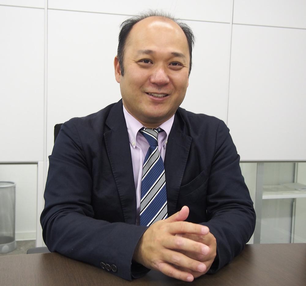 株式会社 ラテラルマーケティングジャパン 代表取締役 新井 克也