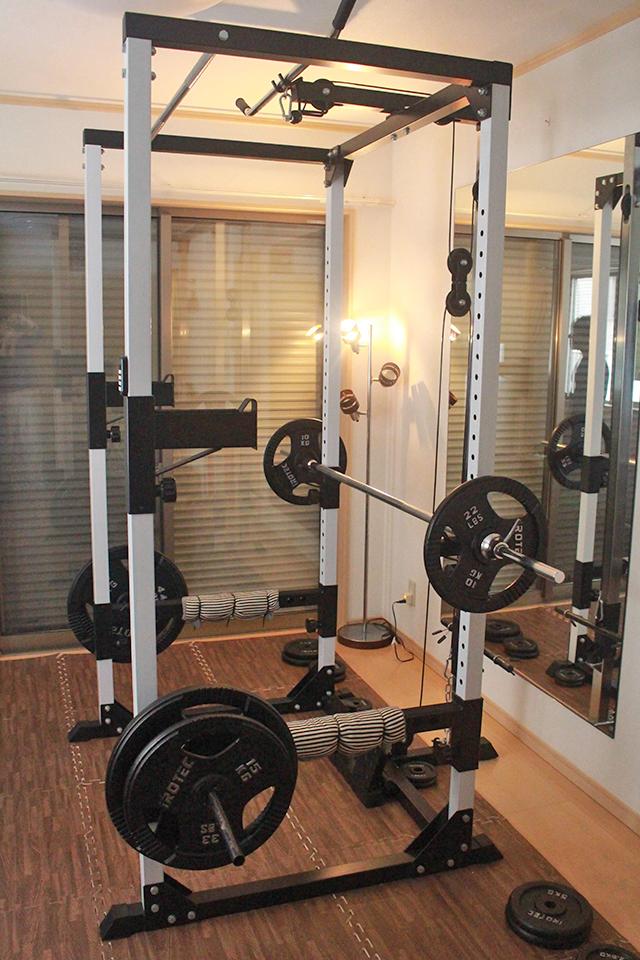 パーソナルトレーニングスタジオ 身体新変論VER