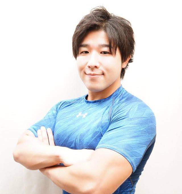 パーソナルトレーニングスタジオ 身体新変論VER 代表 岡本慶太