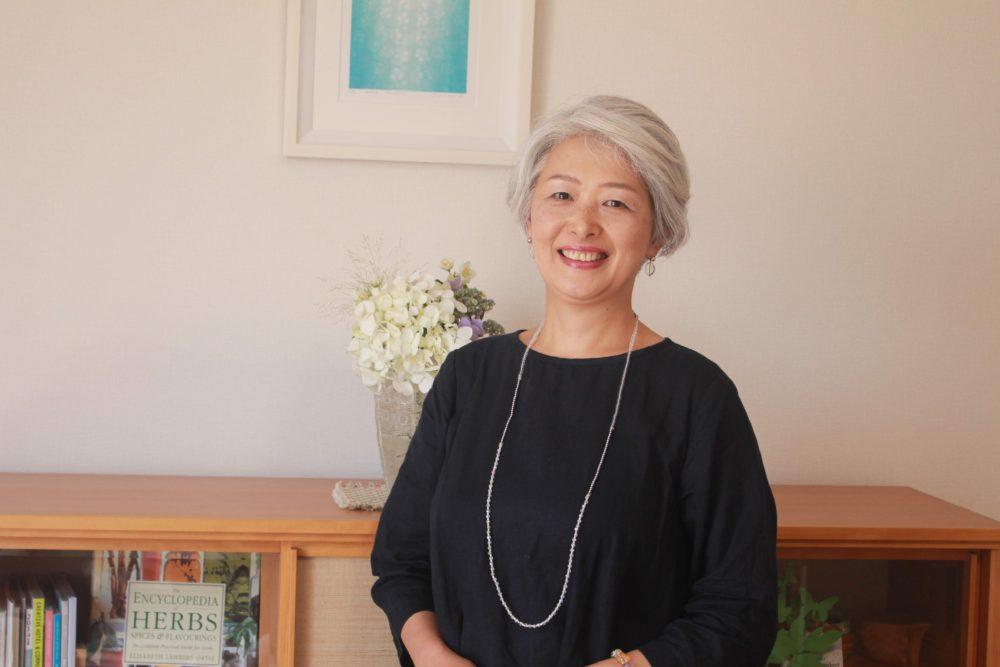 株式会社リプレンスプラス 代表取締役社長 篠原広美
