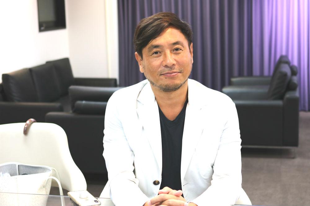 株式会社クリエイティブアルファ 代表取締役 田代 章
