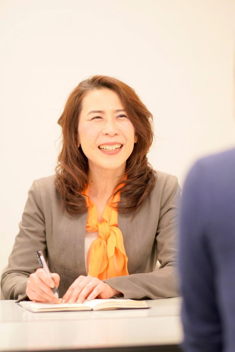 はたらぶスタイル 代表 今井久美子
