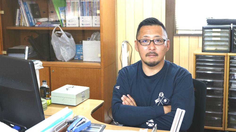 株式会社協栄建装 代表取締役 木村 一