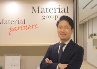 株式会社マテリアルパートナーズ|代表取締役 秋山和也