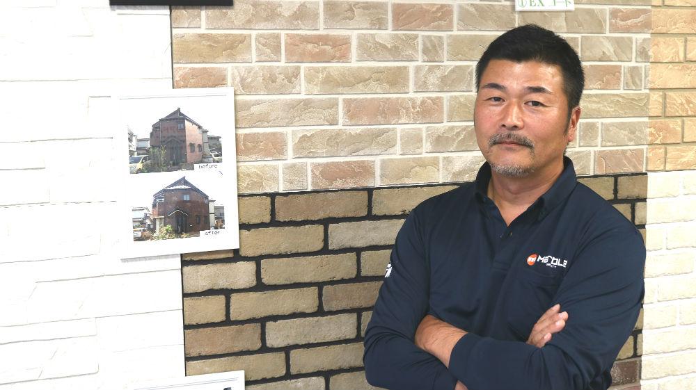株式会社マーブル 代表取締役 石井 賢