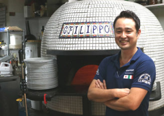 PIZZERIA GTALIA DA FIlLIPPO|代表 岩澤 正和