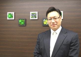 株式会社 リンテグラ|代表取締役 竹内 明