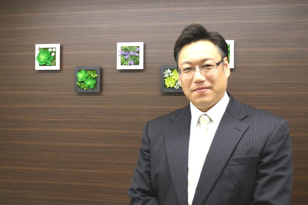 株式会社 リンテグラ 代表取締役 竹内 明