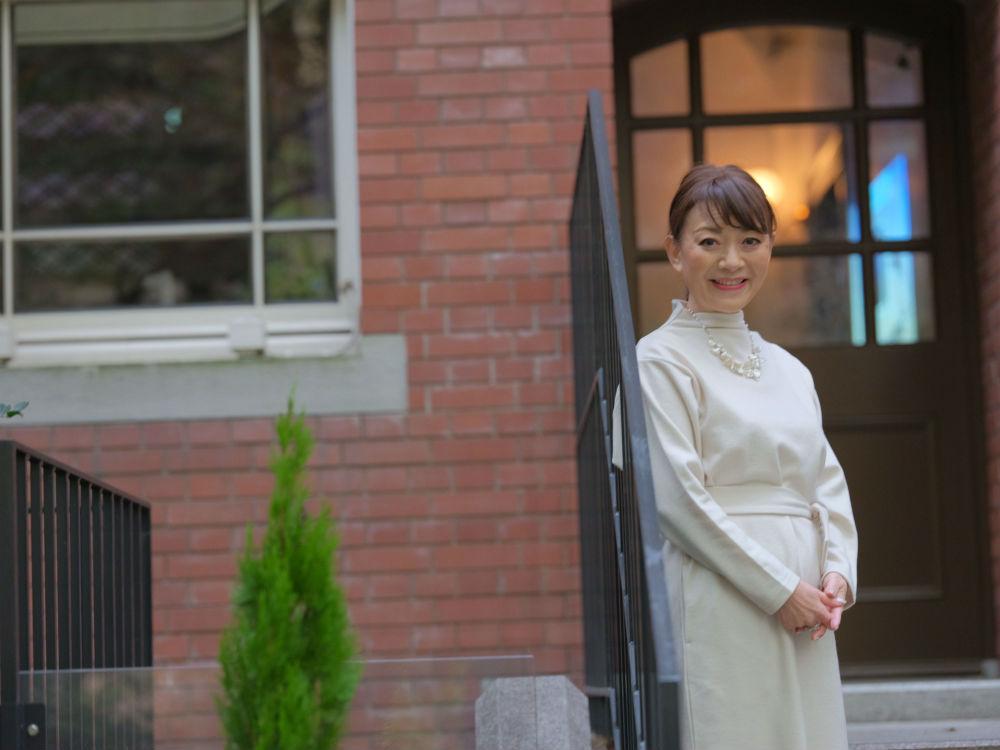 桃井智世帆フラワーアートスクール 代表 桃井 智世帆