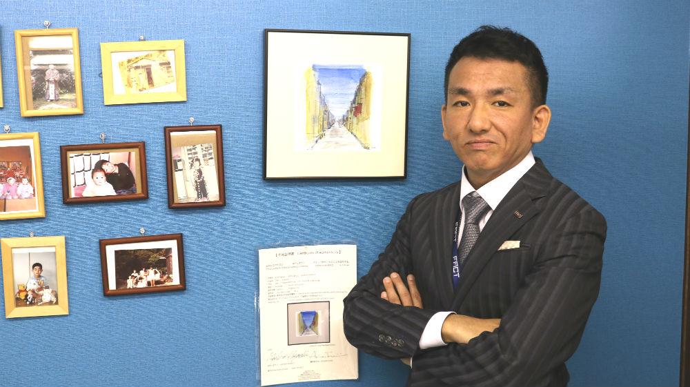 株式会社ファクト 代表取締役 姜 在根