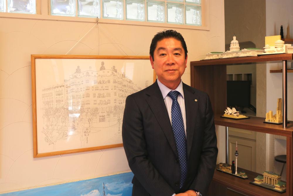株式会社ディー・アール・シー ー級建築事務所 代表取締役 惣谷 健太