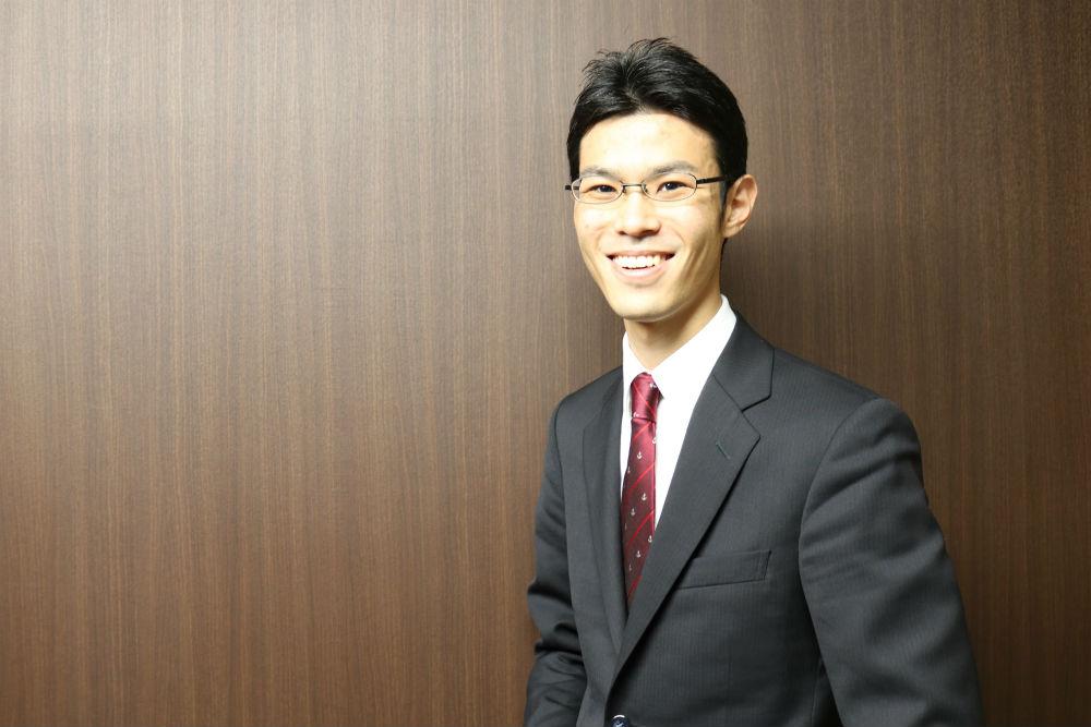 株式会社ビジネスストラテジー 代表取締役社長 上田 一輝