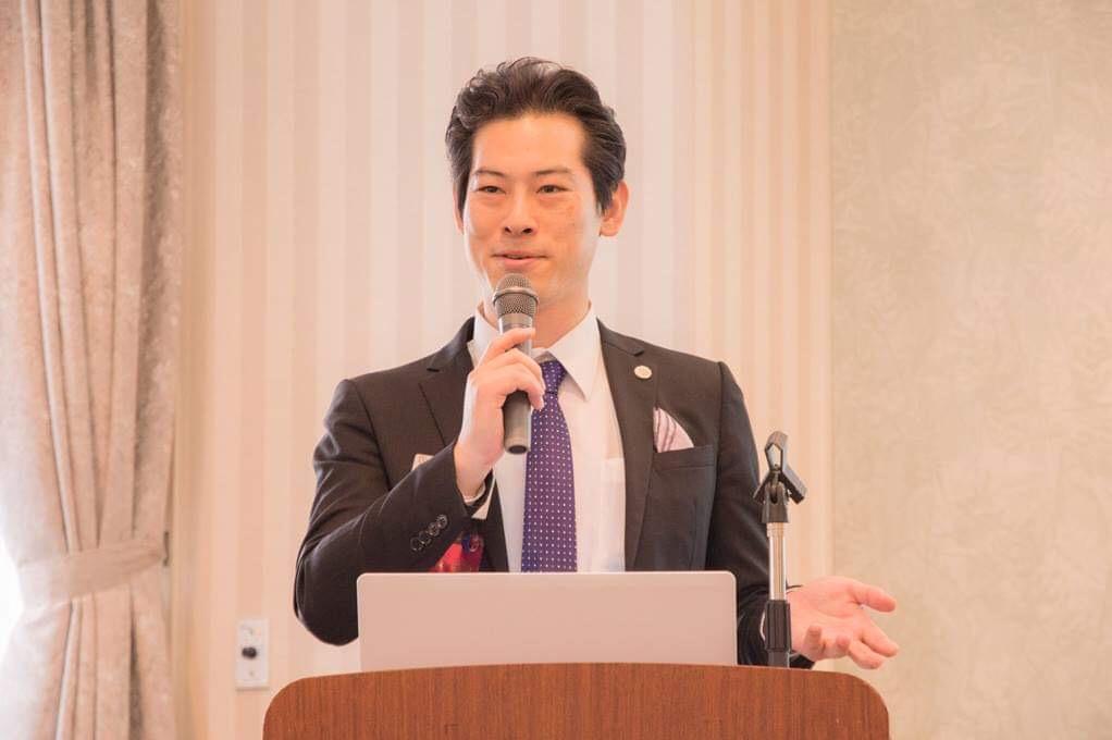 株式会社HAPPY SPIRAL 代表取締役 大堀 亮造
