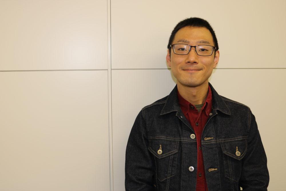 enjoy clover 三つ葉を伝える路上詩人じゅんぺい 代表 濱崎 順平