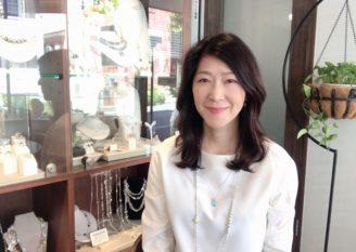 青山宝飾|代表取締役 青山 陽子