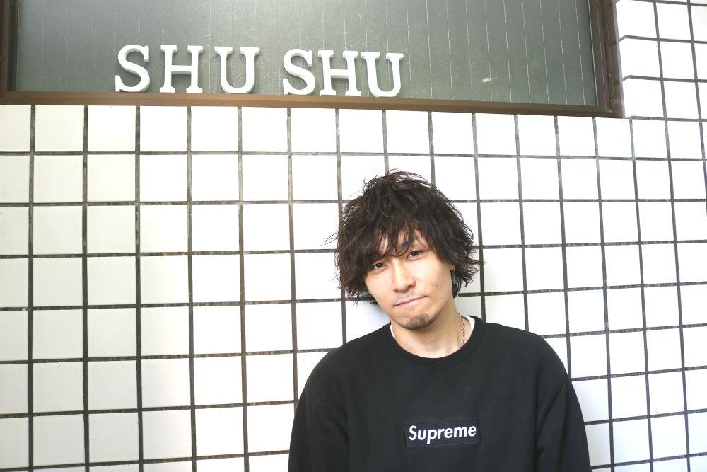 ヘアーサロンshushu 店長 岡野 優貴