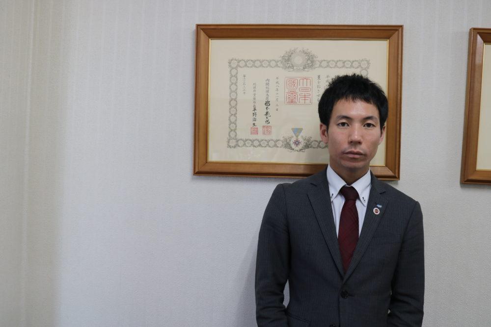 株式会社日本医療マネジメント 代表取締役 椋本 雅文