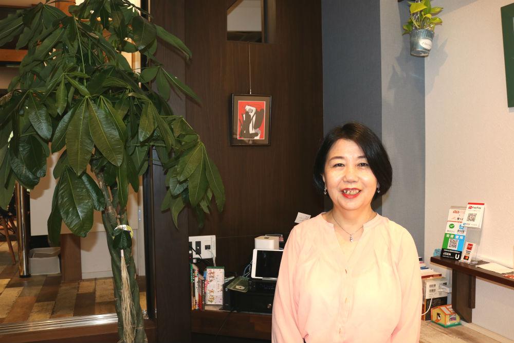 生き方美心株式会社|代表取締役社長 飯島 恵