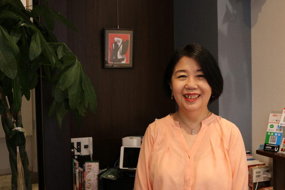 生き方美心株式会社 代表取締役社長 飯島 恵