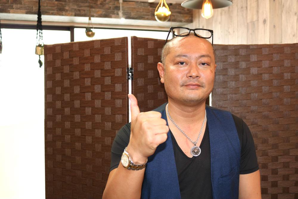 Lbaccia 代表 新井 健多郎