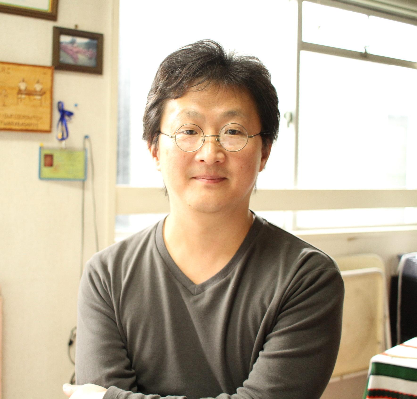 特定非営利活動法人 インターバンド 代表理事 小峯 茂嗣