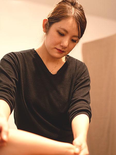 Total Body Care Yuzu 新宿御苑 オーナーセラピスト 松野都